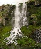 1000 fjädrar vattenfallet Royaltyfria Foton