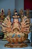 1000 mãos Guan Yin Fotos de Stock Royalty Free