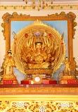 1000 manos de Guan im Buddha Fotografía de archivo libre de regalías