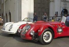 1000 Miglia Royalty-vrije Stock Foto's
