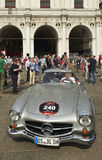 1000 Miglia Royalty Free Stock Photo