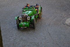 1000 miglia race 2011 Stock Images