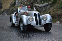 1000 miglia race 2011 Royalty Free Stock Images
