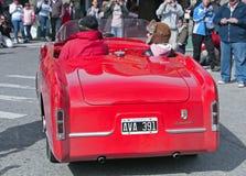 1000 rypsowy Argentina sport Blica De Los angeles Millas zdjęcia royalty free