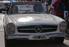 1000 rypsowy Argentina sport Blica De Los angeles Millas zdjęcia stock