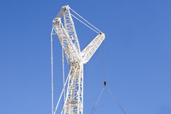 1000-Tonnen-Kran Stockfoto