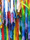 1000 uccelli Origami Fotografia Stock Libera da Diritti