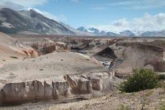 10000 Аляска курят долину Стоковые Изображения