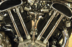 1000cc Engine Royalty Free Stock Image