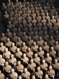 1001 μοναχοί kamakura Στοκ εικόνα με δικαίωμα ελεύθερης χρήσης