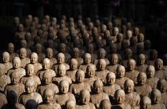 1001 μοναχοί kamakura Στοκ φωτογραφία με δικαίωμα ελεύθερης χρήσης