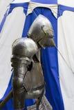 1007年装甲骑士 库存照片