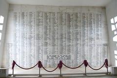 100th生日港口珍珠 库存图片