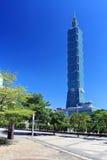 101台北 免版税库存图片