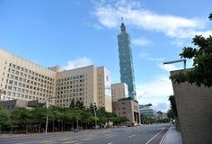 101台北 库存照片