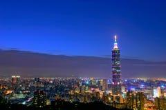 101台北 免版税图库摄影