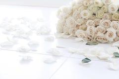 101朵玫瑰 免版税库存照片