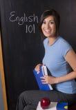 101 Άγγλος Στοκ Εικόνα
