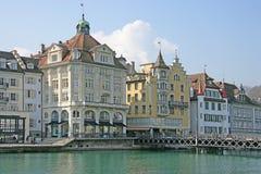 101 παλαιές όψεις πόλεων Στοκ φωτογραφίες με δικαίωμα ελεύθερης χρήσης