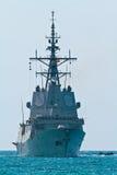 101 alvaro bazan de f大型驱逐舰 库存图片