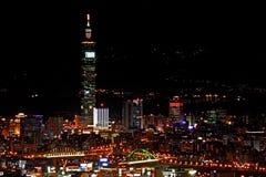 101 gebouwen Stock Foto's