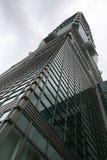 101 skyskrapa taipei taiwan Royaltyfri Foto