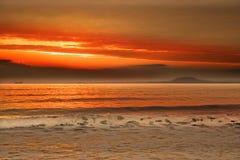 101 wschód słońca Zdjęcia Royalty Free