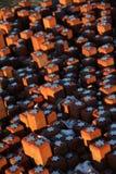 102,000 pedras Fotografia de Stock Royalty Free