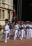 102. Jahrestag von Bulgariens Unabhängigkeit Stockfotos