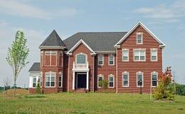 103 domów wielki udziału luksus Obraz Royalty Free