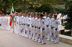 103o aniversario de la independencia de Bulgaria Imágenes de archivo libres de regalías