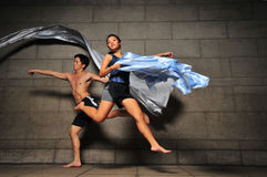 106 dance underground fotografering för bildbyråer
