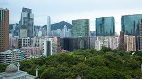 107 Hong Kong Arkivbild