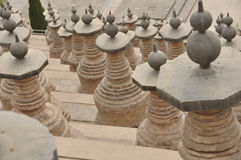 108 Pagoda Stock Photography