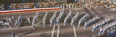 109o Torneo del desfile de las rosas, Imágenes de archivo libres de regalías