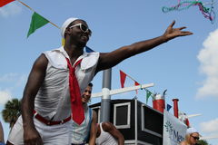 10de Jaarlijkse St. Pete Pride Parade Royalty-vrije Stock Afbeeldingen