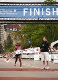 10km ottawa race Royaltyfri Fotografi