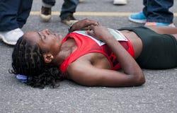 10km ottawa race Royaltyfria Foton
