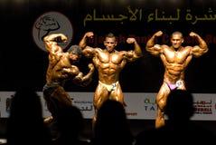 10o Bodybuilding clássico 1 de Fujairah Foto de Stock