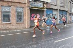 10th Istanbul Half Marathon Royalty Free Stock Photos