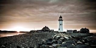 11ème phare le plus ancien des Amériques Image stock