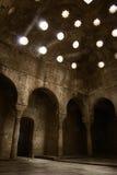 11ème siècle arabe Espagne de bains Image stock