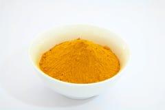 11个印第安香料姜黄 免版税图库摄影