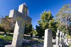 11个坟墓 免版税库存照片