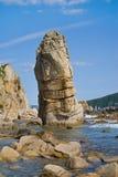 11个岩石海运 免版税库存照片