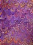 11云石纸新生维多利亚女王时代的著名 免版税库存照片