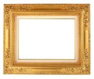 11古色古香的框架 库存照片