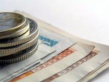 11名克罗地亚人货币 库存照片