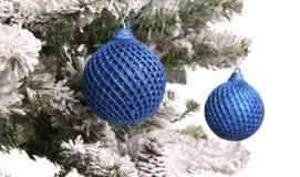 11圣诞节装饰 库存照片