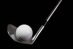 11家俱乐部高尔夫球 库存图片
